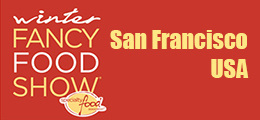 Tripsas SA at Winter Fancy Food Show 2018 San Francisco