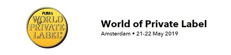 "Tripsas SA at PLMA's ""World of Private Label"" International Trade Show 2019 Amsterdam"